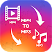 Video to mp3-Mp3 converter,mp4 to mp3