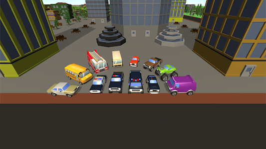 screenshot of Vigilante chase drift: driving games escape cops version 1.3