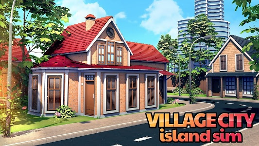 screenshot of Village City - Island Simulation version 1.10.2