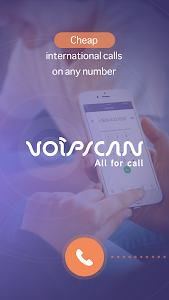 screenshot of Voipscan version 3.3.3