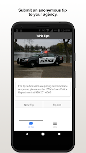 screenshot of WPD Tips version 2