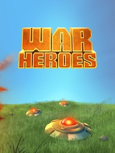 screenshot of War Heroes: Strategy Card Game for Free version 2.7.5