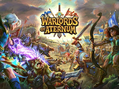 screenshot of Warlords of Aternum version 0.51.0