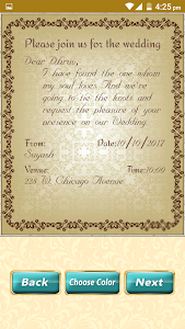 Download Wedding Invitation Cards Maker Marriage Card App
