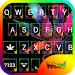 Weed Rasta Keyboard for Android GO\ud83d\udd25