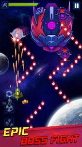 screenshot of Wind Wings: Space Shooter - Galaxy Attack version 1.0.13