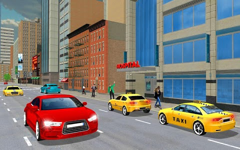 screenshot of World Careem Taxi Multi Level classic Parking game version 1.0