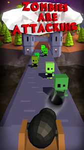 screenshot of Zombie Wave Again - zombie game version 1.3