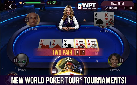 screenshot of Zynga Poker – Free Texas Holdem Online Card Games version Varies with device
