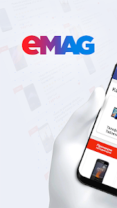 screenshot of eMAG.bg version 2.13.3