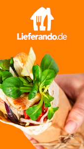 screenshot of Lieferando.de - Order Food version Varies with device