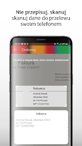 screenshot of mBank PL version 3.29.0