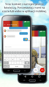 screenshot of mBank PL version Varies with device
