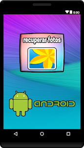 screenshot of recuperar fotos apagadas : antigas&apagados version 1.0