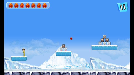 screenshot of slingshot - FireBall version 2.0.0
